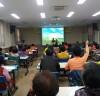함평경찰, 은빛 건강대학 교통안전교육 실시