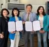 무안군치매안심센터-에덴재가노인복지센터, '독거노인 치매관리 업무협약' 체결